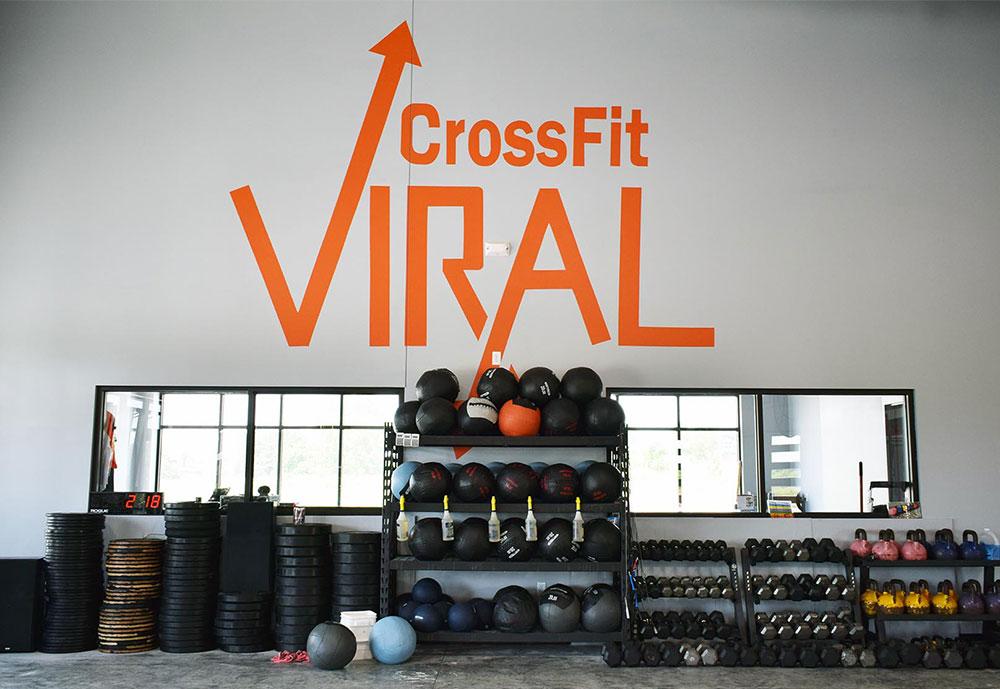 CrossFit Viral