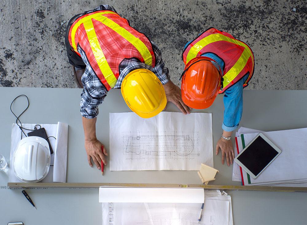 USG Construction Core Values